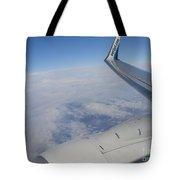 Wind Beneath My Wings Tote Bag