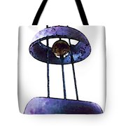 Wind Chime 8 Tote Bag by Sharon Cummings