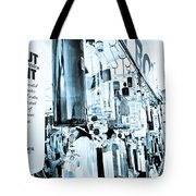 Wind Chime Tote Bag
