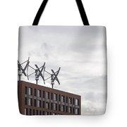 Wind Generators Tote Bag