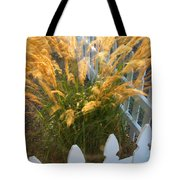 Wind In The Grass Tote Bag