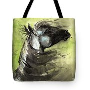 Wind In The Mane 3 Tote Bag