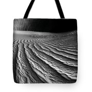 Wind Sand Light And Time Tote Bag