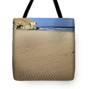 Wind Signals At The Beach Tote Bag