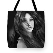 Wind Smells Of Freedom Tote Bag