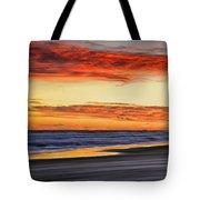 Wind Swept Beach Tote Bag