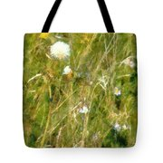Wind Through The Meadow Tote Bag