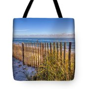 Wind Whipped Tote Bag