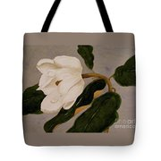 Windblown Magnolia Tote Bag