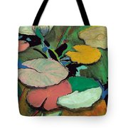 Windchime Spring Tote Bag