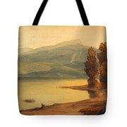 Windermere At Sunset Tote Bag