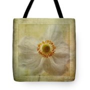 Windflower Textures Tote Bag