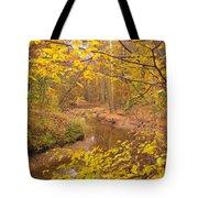 Winding Creek Tote Bag