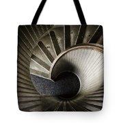 Winding Down Tote Bag by Joan Carroll