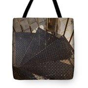 Winding Iron Tote Bag