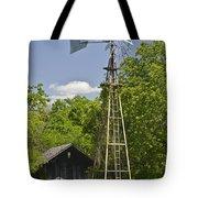Windmill - Cedar Hill State Park Tote Bag