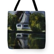 Windmill In The Willows Tote Bag