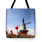 Windmill Island Gardens Tote Bag