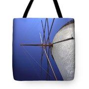 Windmill Masts Tote Bag