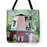 Windmill - Photopower 1555 Tote Bag