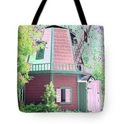 Windmill - Photopower 1557 Tote Bag