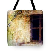 Window - Water Color - Fort Tote Bag