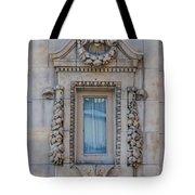 Window Across The Street Tote Bag