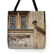 Window And Relief Palace Ducal Tote Bag