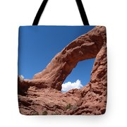 Window Arch Tote Bag