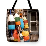 Rockport Buoy View Tote Bag