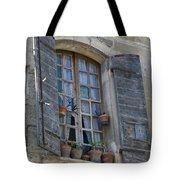 Window Decoration Tote Bag