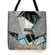 Window Design Tote Bag