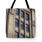 Window Detail Tote Bag