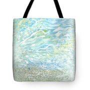 Window From Heaven Tote Bag