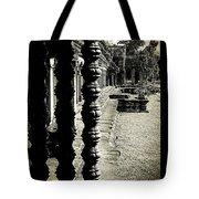 Window In Angkor Wat Tote Bag