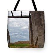 Window Into The Future Tote Bag