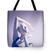 Window Mannequins 3 Tote Bag