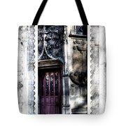 Window Of Renaissance Paris France Tote Bag