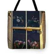Window Of The Cotswolds Tote Bag