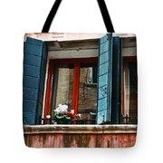 Window Of Venice Tote Bag