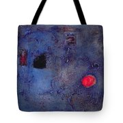 Window Oil On Canvas Tote Bag
