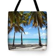 Window On The Caribbean II Tote Bag