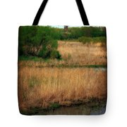 Window On The Waterfront Dezwaan Windmill Tote Bag