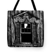 Window Pane Tote Bag