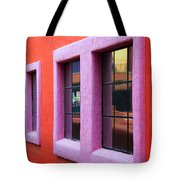 Window Reflections 2 Tote Bag