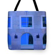 Window Shapes Tote Bag
