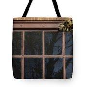 Window Swag In Williamsburg Tote Bag