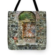 Window To A Bygone Heritage Tote Bag