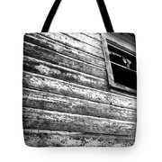 Window To Another Era Tote Bag