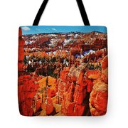 Window To Bryce Tote Bag